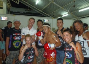 Muay Thai Training Camp Thailand