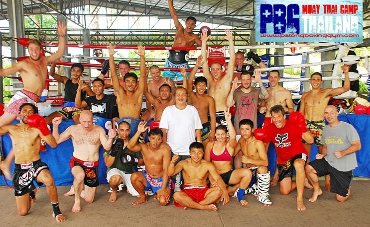 Muay Thai Thailand Kickboxing Personal Trainer Wollongong